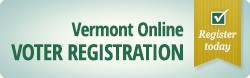 OnLine Voter Registration Promo